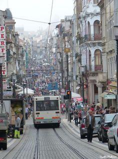 Portugal, Douro, Bento, Transportation, Public, Street View, City Council, Places, Paisajes
