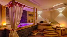 Private Spa Wellnessbereich im 4 Sterne Hotel Der Brandstetterhof in Tirol