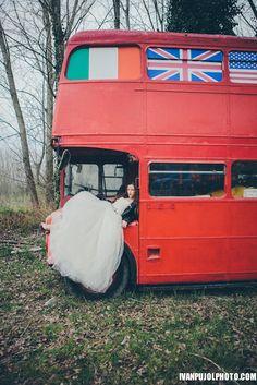 Post-boda Londinense 2
