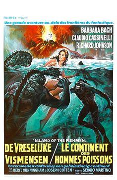 Island of Fishmen (L'isola degli uomini pesce, aka Screamers, aka Something Waits in the Dark) (1979, Italy)