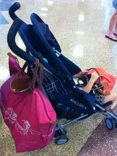 traveling with toddler - I like the idea of bringing extra ziplocks for trash on the plane. Perhaps bring my own empty water bottle?