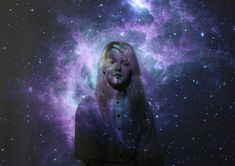 projection :: by eleanor hardwick Photography Themes, Photography Projects, Projector Photography, Galaxy Photos, Astral Projection, Stargazing, Collage Art, Artsy, Neon