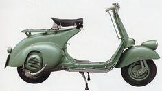 Vespa 125 I serie (1950-1952)