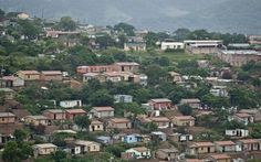 Umlazi Township KwaZulu-Natal, South Africa second largest township after Soweto