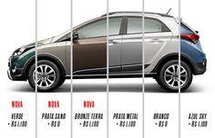 Hyundai HB20 2016: todos os preços, versões e custos