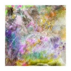 Zuo Modern 20012  Purple Dream Wall Art