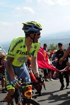 Alberto Contador Stage 8 Vuelta a Espana 2016