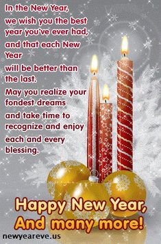 In The New Year, We Wish You The Best Year Youu0027ve Ever Had.Happy New Year  Friend Graphic Happy New Year Happy New Year Quote Happy New Year Greeting  New ...