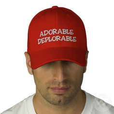 ADORABLE DEPLORABLE CAP