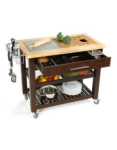 Profesional Chef Series Kitchen Island