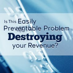 Chargebacks - is this easily preventable problem destroying your revenue? from Firepole Marketing