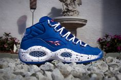 "Packer Shoes x Reebok Question Mid ""Draft Day"""