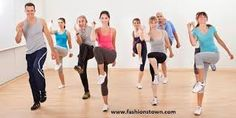 """The most important factor for improving cardiorespiratory fitness (cardio or CR) is the intensity of the workout. Changes in CR fitness are directly related to how """"hard"""" an aerobic exercise is performed. The more energy expended per Group Fitness, Fitness Tips, Free Fitness, Dance Fitness, Zumba Fitness, Fitness Studio, Health Fitness, Best Weight Loss, Weight Loss Tips"""