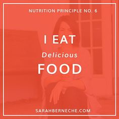 Body positive | intuitive eating | emotional eating principles | nutrition | self-care | self-love | anti-diet | Principle No. 6
