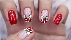 UNHAS DECORADAS FÁCIL DE FAZER - Nail Art  Easy | Gersoni Ribeiro Short Nails, Beauty, Toque, Youtube, Videos, Design, Short Nails Art, Elegant Nails, Nailed It