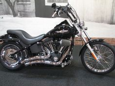 2007 Harley-Davidson® FXSTB - Softail® Night Train® Stock: JA57041887-2 | Napoleon Harley-Davidson®