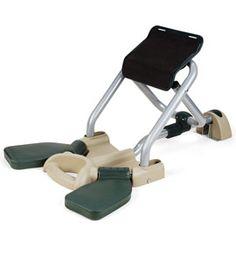 Garden Kneeler Seat Gardener Kneeling Chair Foldable Rest Outdoor Yard Tool