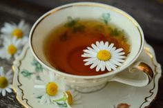 Chamomile tea is a popular herbal tea known for plenty of health and beauty benefits. In this article, we'll discuss beauty benefits of Chamomile Tea. Herbal Remedies, Home Remedies, Natural Remedies, Weight Loss Tea, Chamomile Tea Benefits, Chamomile Oil, Roman Chamomile, Apple Cider Vinegar Toner, Health And Fitness