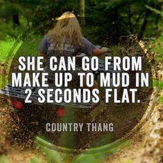Follow us on facebook www.facebook.com/CountryThang #country #countryquotes #countrygirl #countrygirlquotes