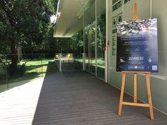 All'ingresso dell'Orto Botanico..