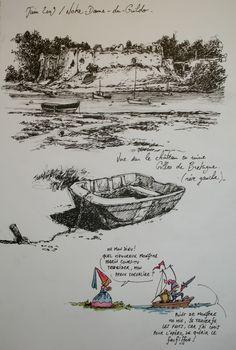 Une Bretagne par les contours/Notre-Dame-Du-Guildo