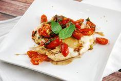 Caprese Chicken Recipe - 5 Points + - LaaLoosh