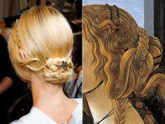 art nouveau hair: life + inspiration.