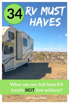 Camping Must Haves Discover 34 RV Must Haves and RV Accessories For Camping As a full-time RV family we cannot live without these RV MUST HAVES! Including the best RV accessories for RV living & travel trailer must haves. Camping Hacks, Checklist Camping, Camping Supplies, Camping Car, Camping Essentials, Family Camping, Outdoor Camping, Camping Ideas, Rv Hacks