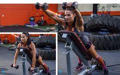 Bodybuilding.com - Erin Stern Elite Body 4 Week Daily Fitness Trainer Day 5
