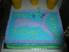 puma cake