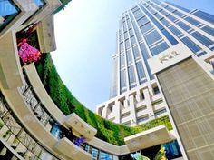 Shanghai Shopping Mall Sprouts a Flourishing Urban Farm! | Inhabitat - Sustainable Design Innovation, Eco Architecture, Green Build...