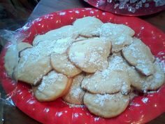 Lemon Ricotta with a hint of JD- ADULT only cookies