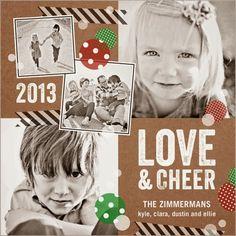 Christmas Card #PhotosYouLove Shutterfly