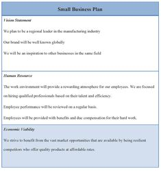 149 best business plan images on pinterest in 2018 business small business plan format of small business plan template friedricerecipe Images