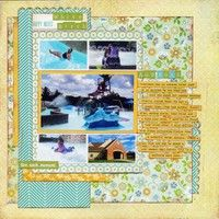 A Project by Keianna from our Scrapbooking Gallery originally submitted 02/06/13 at 09:46 AM