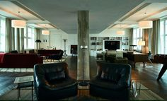 """Five reasons to stay at Soho House Berlin - GQ.co.uk"""