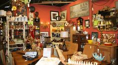 Kudzu Antique Market , voted best Atlanta antiques, midcentury, industrial, vintage clothing