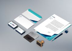 Aval Engineering by Cindy Vasquez, via Behance