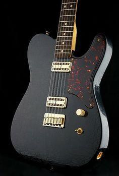 Fender Custom Shop Masterbuilt Yuriy Shishkov Featherlight Cabronita Closet Classic telecaster.