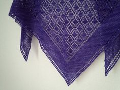 Ravelry: Project Gallery for Blooming Shawl pattern by Sachiko Uemura