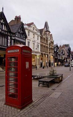 Chester, Cheshire, England | Flickr - Photo by Ðariusz