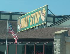 Brat Stop, Kenosha, Wisconsin