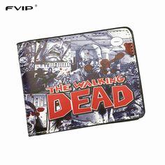 The Walking Dead Comic Style Wallets The Walker Store    http://thewalkerstore.com/the-walking-dead-comic-style-wallets/