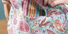 Grab Bags – Free Sewing Pattern