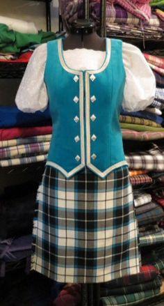 Karen's Kilts - & Highland Dance Costumes - Highland Costumes - Kilts and Highland Dance Costumes - Custom made kilts and Highland Dance Costumes. Country Dance, Lets Dance, Kilts, Dance Costumes, Tartan, Custom Made, Dancing, Velvet, Culture