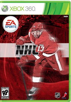 Vote for Pavel Datsyuk to be on the cover of EA Sports NHL 13. Cast your ballots by visiting http://www.nhl.com/covervote/