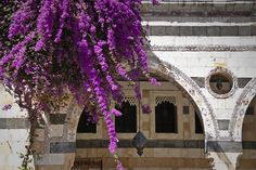 Azem Palace, Damascus -   I love Damascus and wish to go there again, in this moment this picture has a special value, thanks