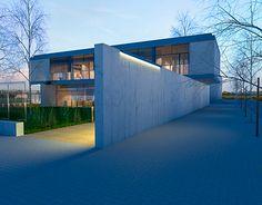 "Check out new work on my @Behance portfolio: ""Sede de empresa. Javier Marín Arquitecto"" http://be.net/gallery/53534133/Sede-de-empresa-Javier-Marin-Arquitecto"