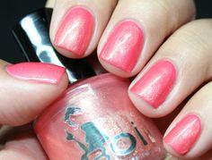 blushing cheeks  Boii Nail polish by boiicosmetics on Etsy