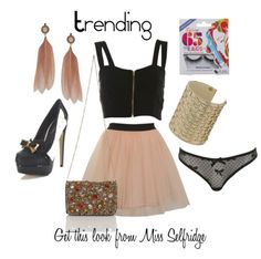 Another trendy outfit!